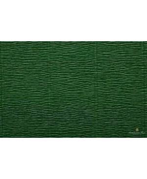 Krepinis popierius 50 cm x 2,5 m, 180 g/m² , tamsiai žalia sp. (561)