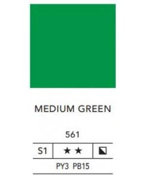 Aliejiniai dažai LB Fine 40ml 561 medium green