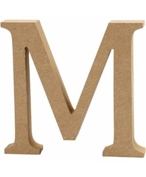 Raidė MDF pastatoma 13cm, M