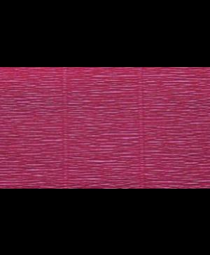 Krepinis popierius 50 cm x 2,5 m, 180 g/m², šviesi bordo (584)