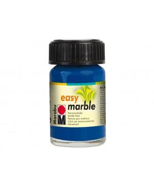 Marmuravimo dažai Marabu Easy Marble 055 dark ultramarin