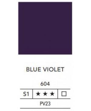Aliejiniai dažai LB Fine 40ml 604 blue violet