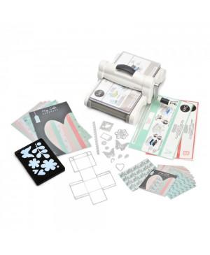 Mašinėlė Sizzix Big Shot Plus Starter Kit, rinkinys 661546