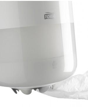 Popierinių rankšluosčių laikiklis - dozatorius TORK M1 NEW 558000