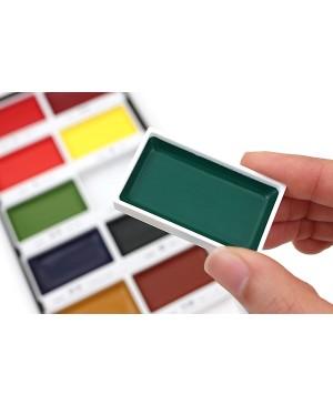 Akvarelė Gansai Tambi 12 spalvų