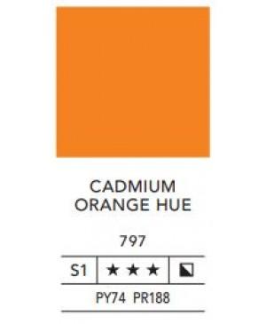 Aliejiniai dažai LB Fine 40ml 797 cadmium orange hue
