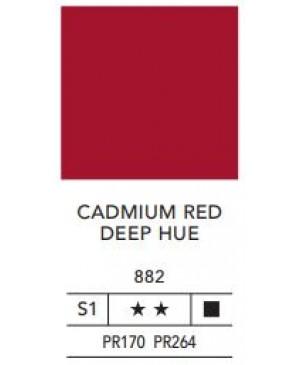 Aliejiniai dažai LB Fine 40ml 882 cadmium red deep hue