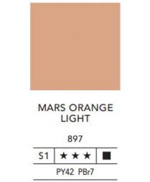 Aliejiniai dažai LB Fine 40ml 897 mars orange light