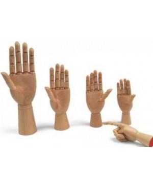 Medinė ranka 25cm, dešinė