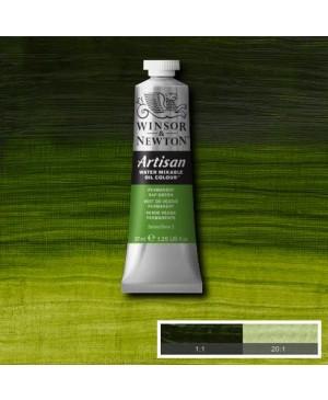 Aliejiniai dažai Artisan 37ml 503 permanent sap green