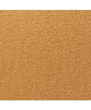 Popierius Bronze Labyrinth, A4, 230 g/m², metalizuotas su reljefu, 1 vnt.