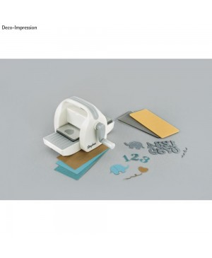 Kirtimo ir reljefavimo aparatas Mini To Go