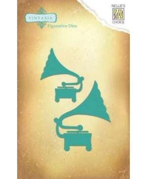 Kirtimo formelės VIND005 - Vintasia - Gramophone