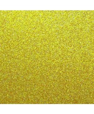 Popierius dekoratyvinis su blizgučiais A4, aukso (63)
