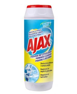 Milteliai šveitimui Ajax citrinų kvapo 450g