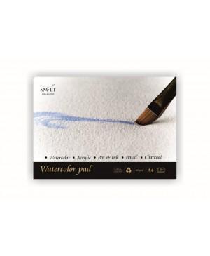 Akvarelinio popieriaus sąsiuvinis, A4, 260 g/m², 20 lapų