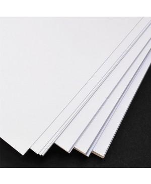Baltas kartonas 250 g/m², A4, 1 lapas