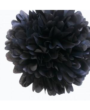 Tissue šilko popierius 30vnt, juoda 50x70cm (sp 53)