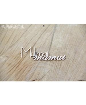 Kartono formelė Mylimai Mamai