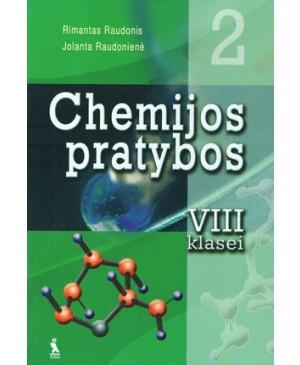 Chemijos pratybos VIII klasei. 2-asis sąsiuvinis