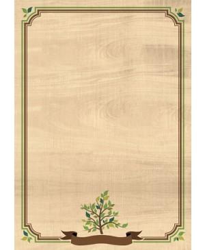 Diplominis popierius Natura,  A4, 170 g/m², 1 lapas