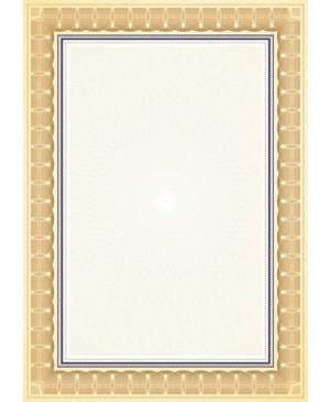 Diplominis popierius Rozeta, A4, 170 g/m² , 1 lapas