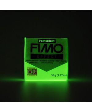 Modelinas Fimo Effect, 56g, 04 fosforinis švytintis tamsoje