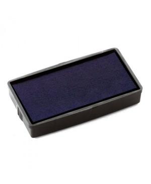 Pagalvėlė E/10 savidažiam antspaudui , užpildyta mėlynu tušu