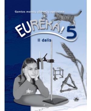 Eureka! 5. Užduočių sąsiuvinis V klasei, 2 dalis