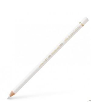 Spalvotas pieštukas Faber-Castell Polychromos 101 white