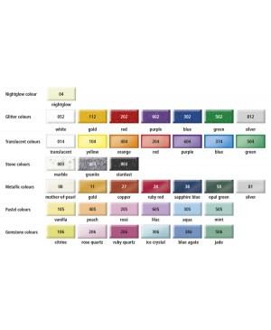 Modelinas Fimo Effect, 56g, 505 pastelinis pipirmėčių