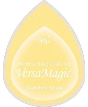 Rašalo pagalvėlė VersaMagic Dew Drop Thatched Straw gelsva