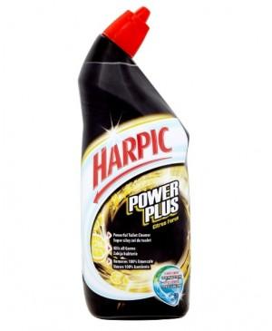Tualeto valiklis Harpic Power Plus Citrus, 750 ml