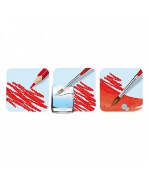 Spalvoti akvareliniai pieštukai Maped Color Peps AQUA 18 spalvų