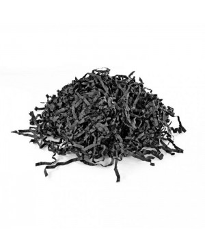 Popierinės drožlės juodos sp. 100 g.