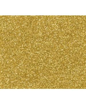 Popierius dekoratyvinis su blizgučiais A4, 210 g/m², aukso sp., 5vnt.