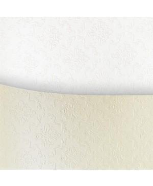 Popierius Ornament, A4, 230 g/m², baltas žvilgus reljefinis, 1 vnt.