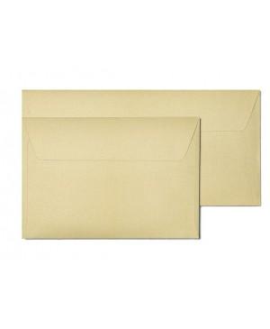 Vokas Pearl C6, 114x162 mm, 120 g/m2, aukso sp. žvilgus,1 vnt.