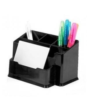Pieštukinė 6 dalių juodo plastiko