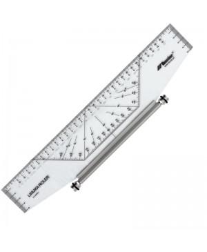 Slankiojanti liniuotė, 35cm