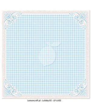 Skrebinimo popierius Lullaby - 02 , 30.5x30.5cm, 200 g/m², 1vnt.