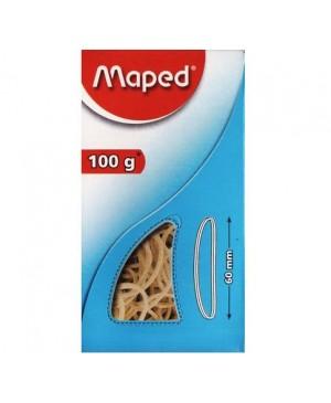 Gumelės Maped 100 g 60 mm