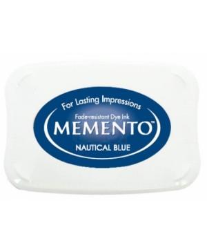 "Rašalo pagalvėlė Memento, 607 ""Nautical Blue"" mėlyna"