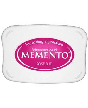 """Rašalo pagalvėlė Memento, 400 """"Rose bud"""" rožinė"""