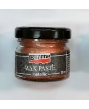 Vaško pasta Metallic Copper 20ml
