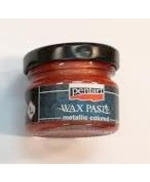 Vaško pasta Metallic Red 20ml