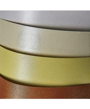 Popierius Millenium, A4, 220 g/m², geltonas žvilgus dvipusis, 1 vnt.