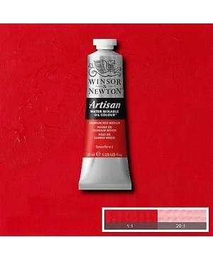 Aliejiniai dažai Artisan 37ml 099 cadmium red medium