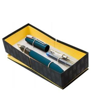 Parkeris Online Slope Midnight blue , tamsiai mėlynas su dėžute