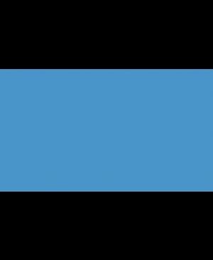 Putgumė, A4, lipni, šviesi mėlyna (47), 1 vnt.